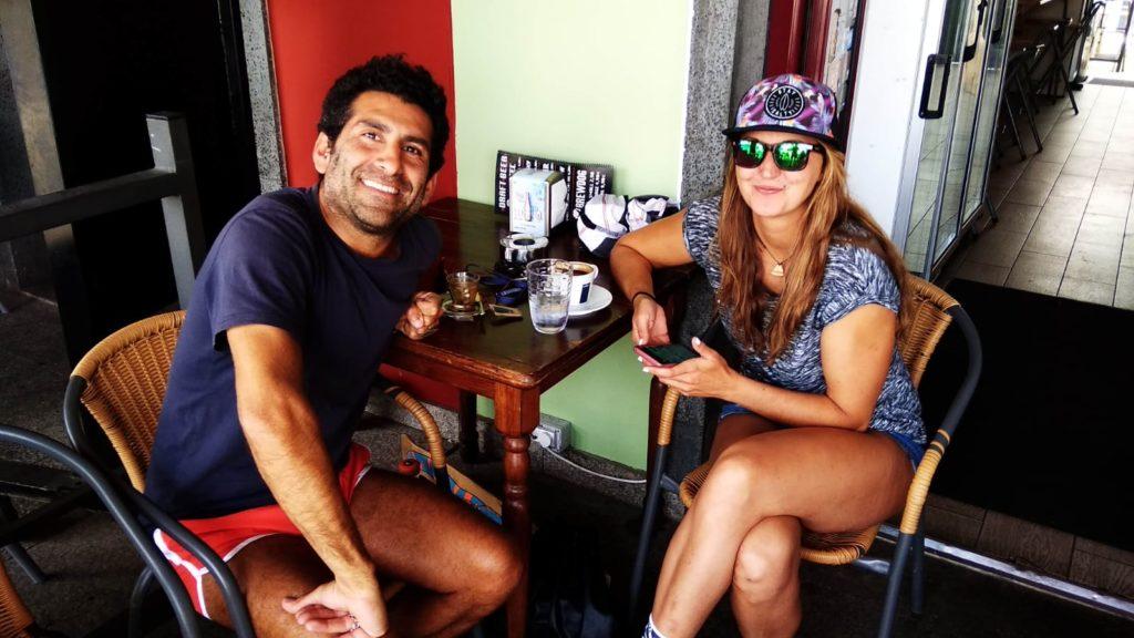 Nina and Magid